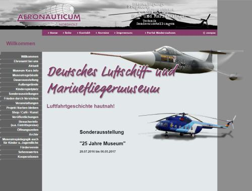 homepage-aeronauticum